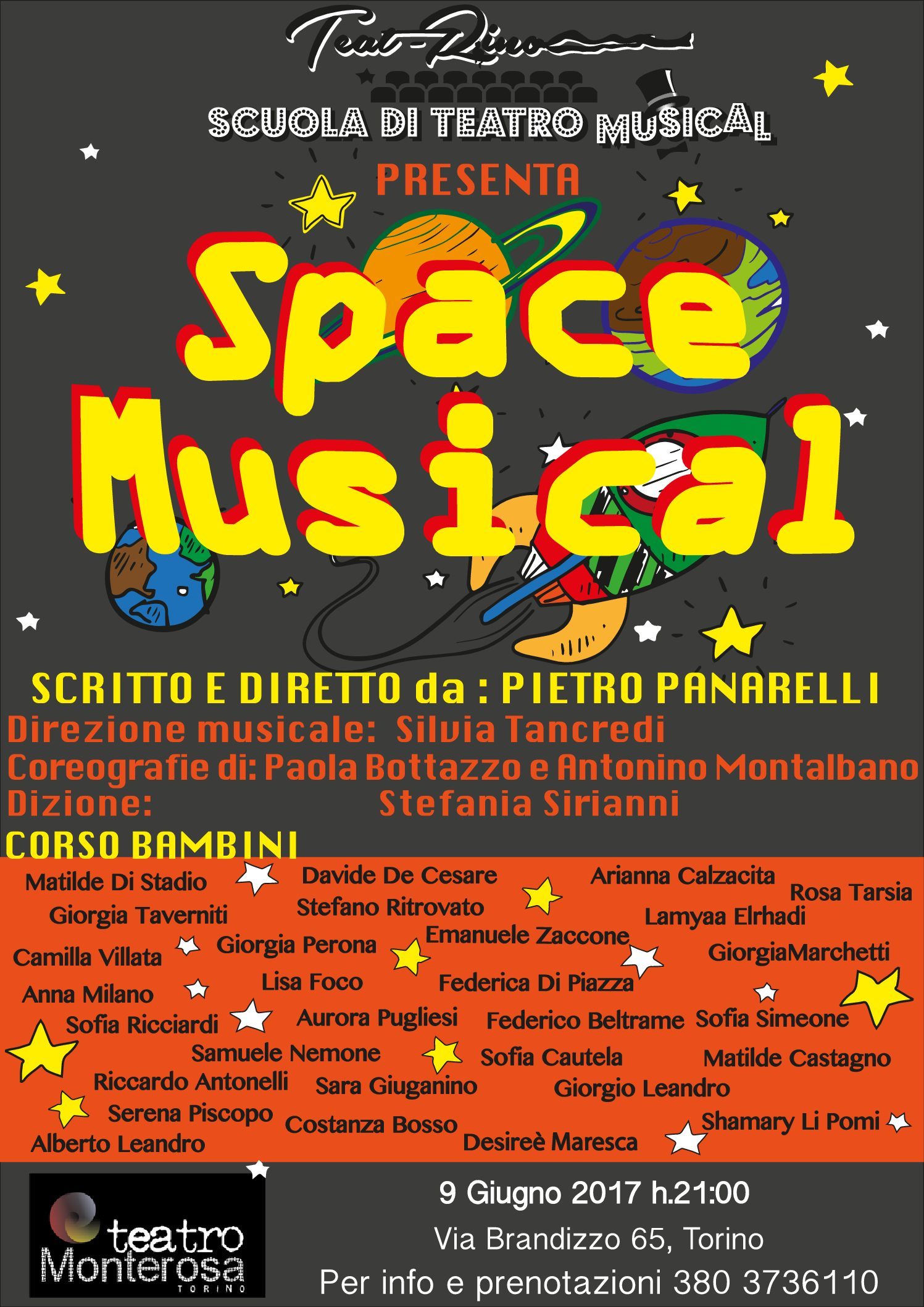 THE SPACE MUSICAL