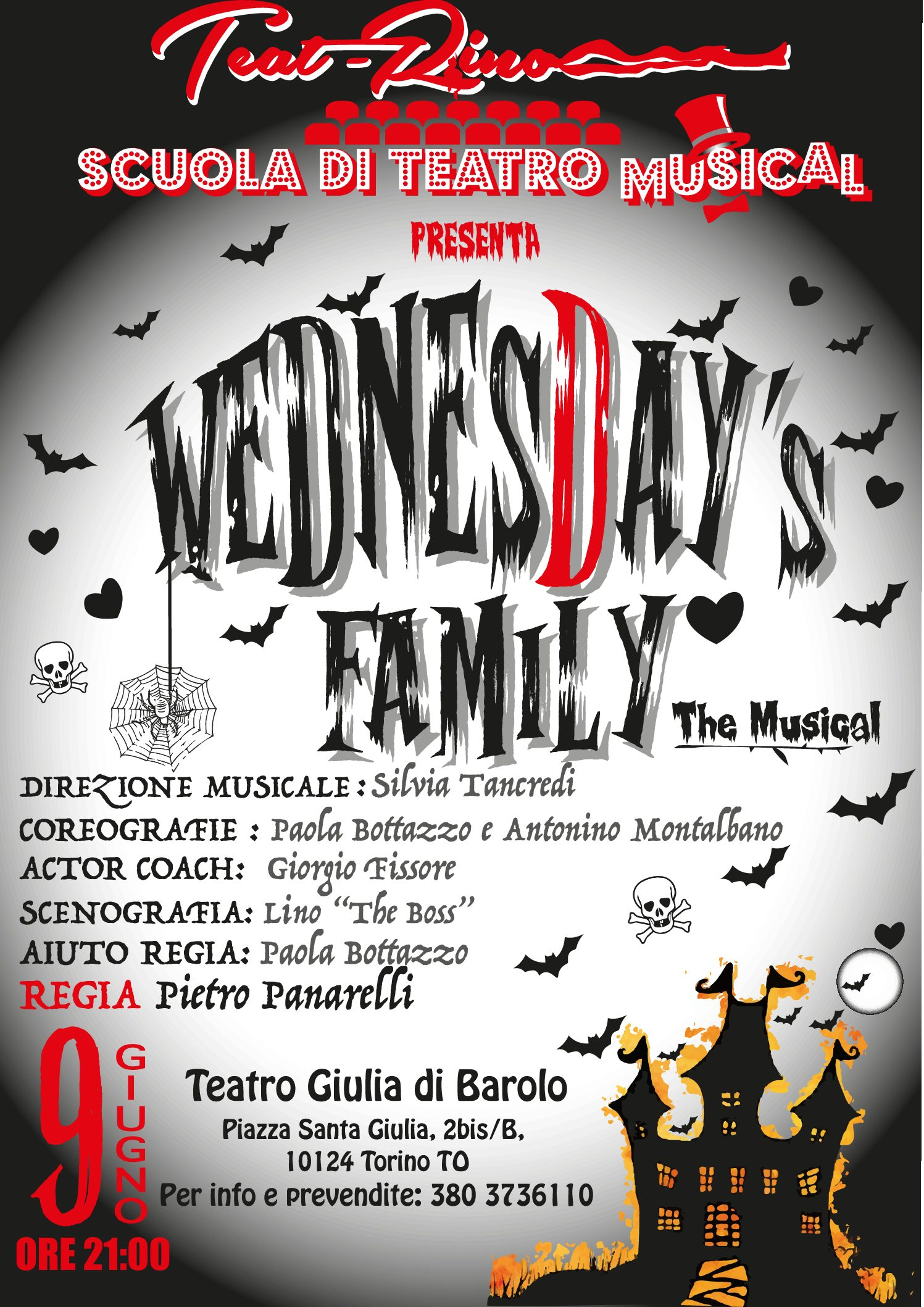 """Wednesday's Family"""