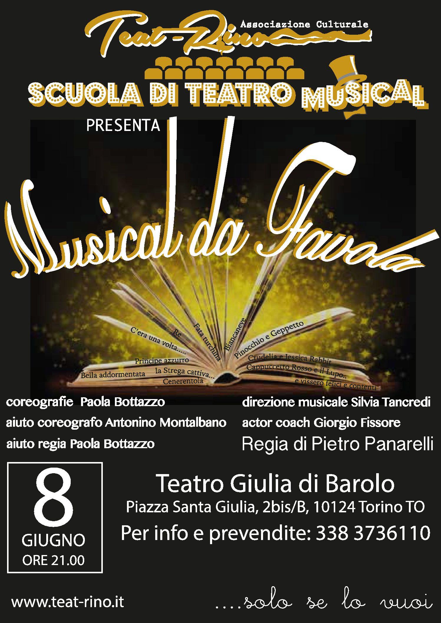 """""""Musical da Favola"""""""